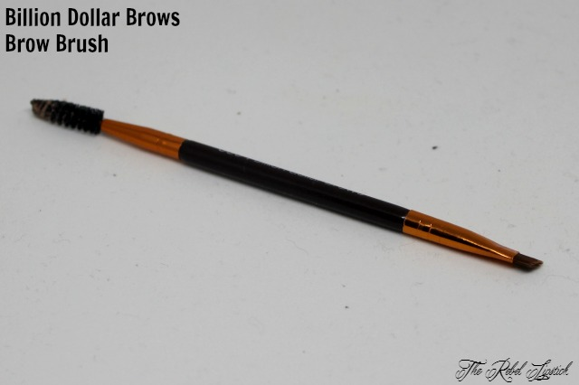 Billion Dollar Brows Brow Brush