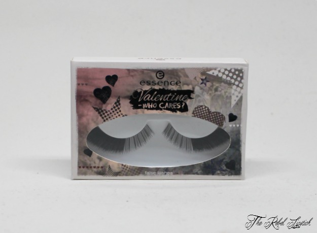 Essence Valentine - Who Cares Collection Spring 2016 False Lashes ...02 Bad Girls Go Everywhere
