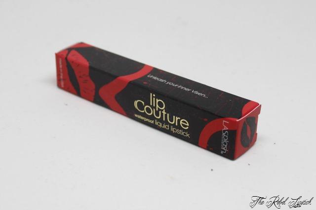 LA Splash Lip Couture Packaging