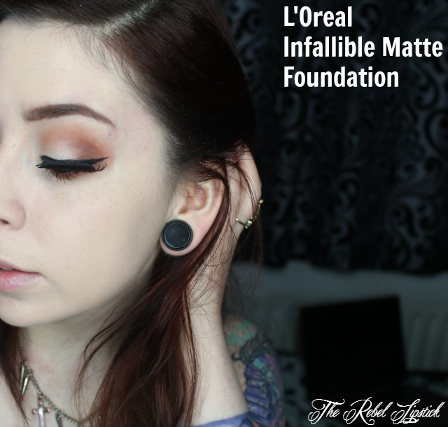 L'Oreal Infallible Matte