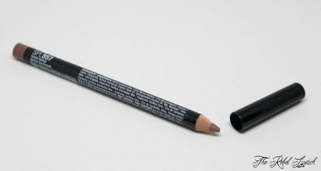 NYX Slim Lip Pencil 857 Nude Beige