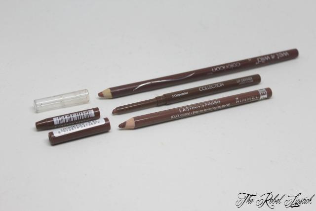 Brown Lip Pencils