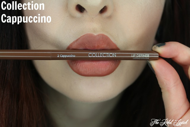 Collection Cappuccino Swatch