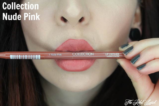 Collection Nude Pink Swatch