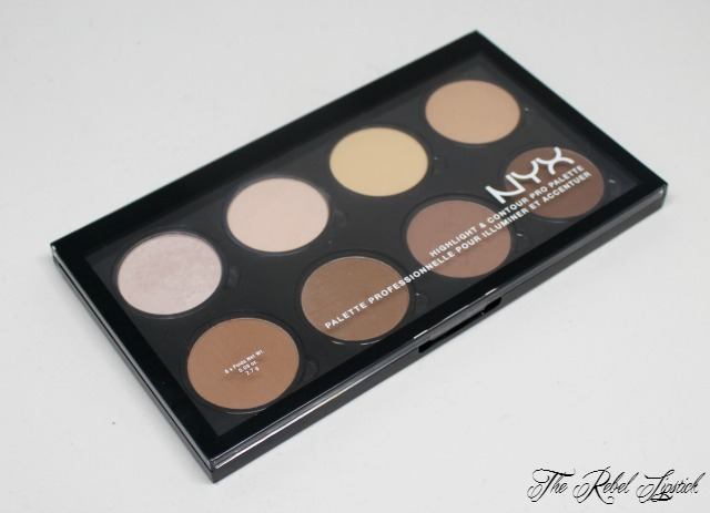 NYX Highlight and Contour Pro Palette 2