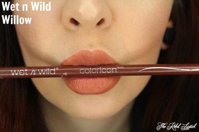 Wet n Wild Willow Swatch