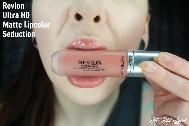 Revlon Ultra HD Matte Lipcolor Seduction Lips