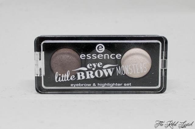 Essence Little Eyebrow Monsters Eyebrow and Highlighter Set