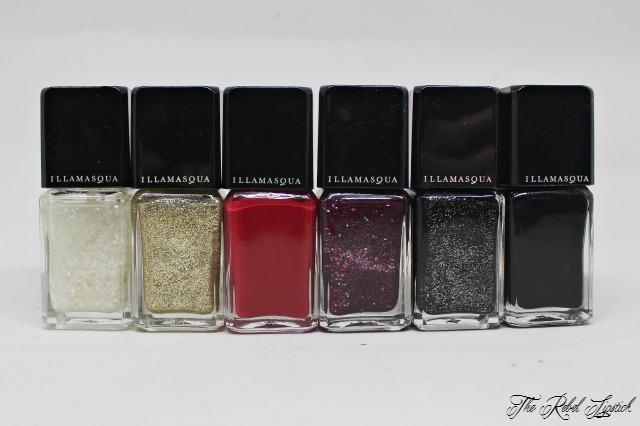 Illamasqua Nail Varnish Collection Miscellaneous