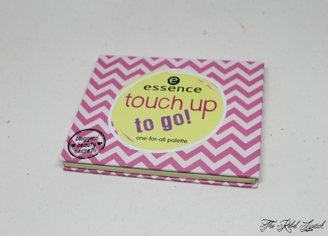 Essence Touch Up To Go! Palette