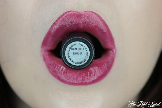 Mac Lipstick Collection – The Rebel Lipstick