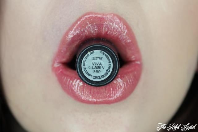 Mac Lipstick Viva Glam V