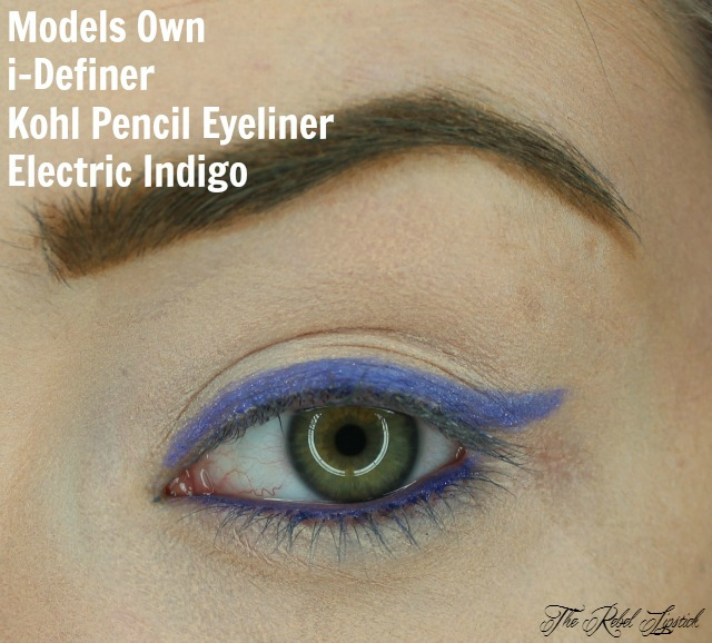 Models Own i-Definer Kohl Pencil Electric Indigo