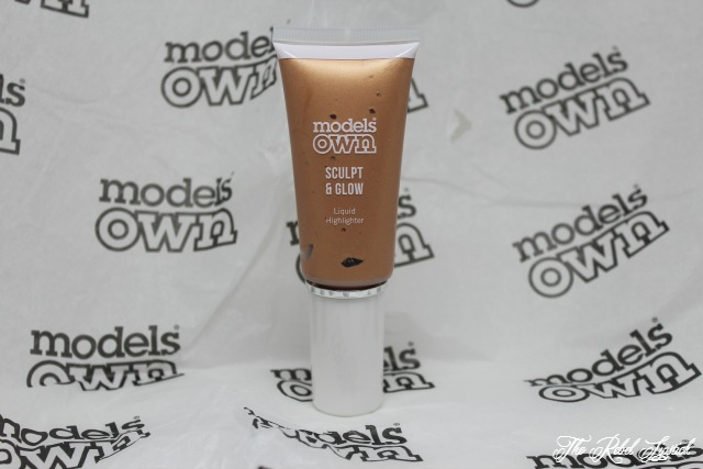 Models Own Sculpt & Glow Liquid Highlighter 02 Rose Gold