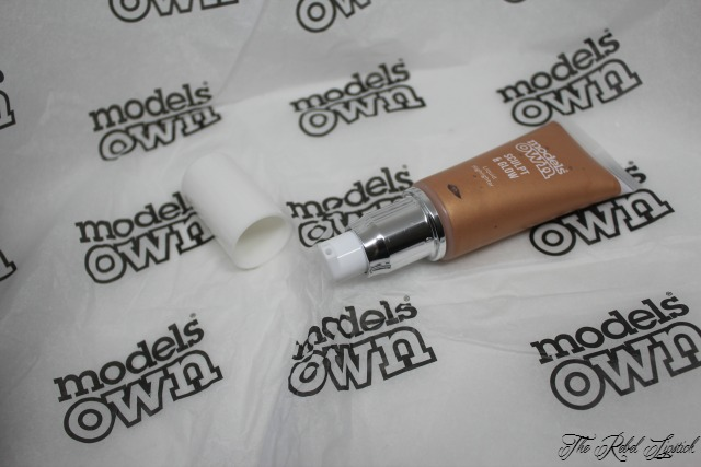 Models Own Sculpt & Glow Liquid Highlighter Pump