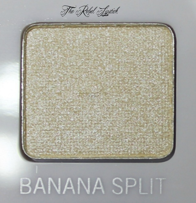 Models Own Sweet Dreams Eyeshadow Palette Banana Split