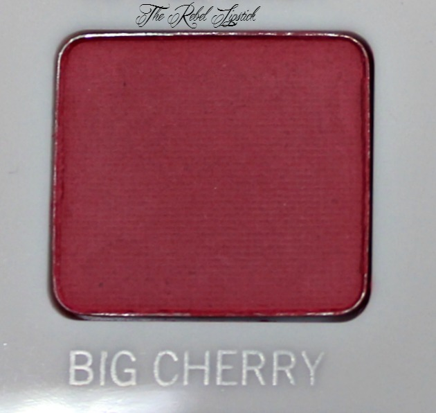 Models Own Sweet Dreams Eyeshadow Palette Big Cherry