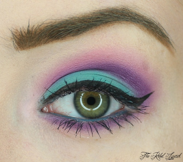 Models Own Sweet Dreams Eyeshadow Palette Look 2