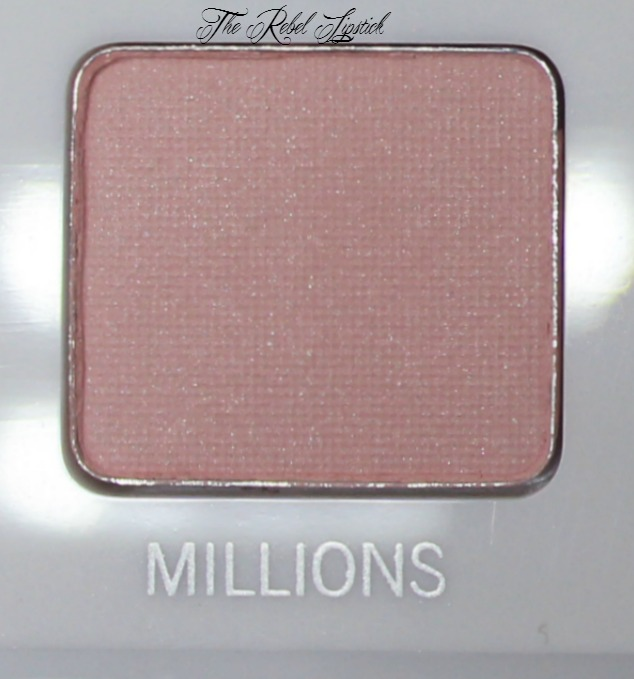 Models Own Sweet Dreams Eyeshadow Palette Millions