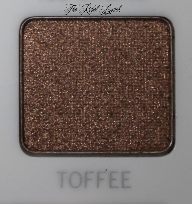 Models Own Sweet Dreams Eyeshadow Palette Toffee