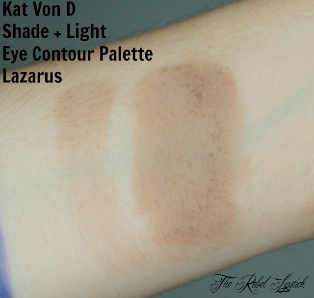 Kat Von D Shade + Light Eye Contour Palette Lazarus