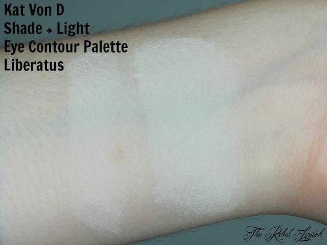 Kat Von D Shade + Light Eye Contour Palette Liberatus