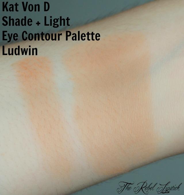 Kat Von D Shade + Light Eye Contour Palette Ludwin