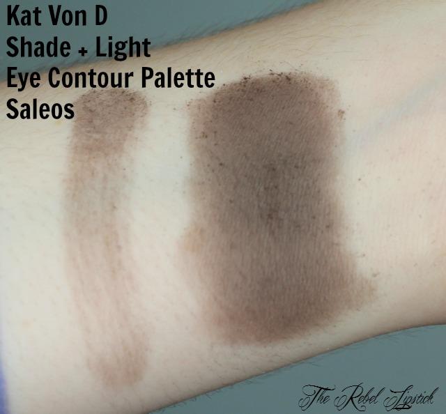 Kat Von D Shade + Light Eye Contour Palette Saleos