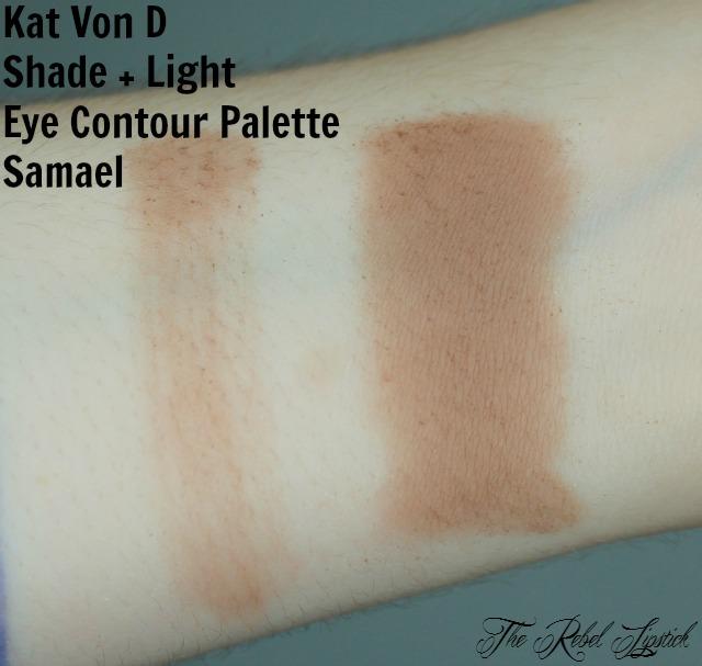 Kat Von D Shade + Light Eye Contour Palette Samael