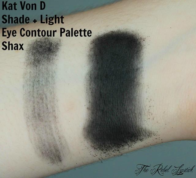Kat Von D Shade + Light Eye Contour Palette Shax