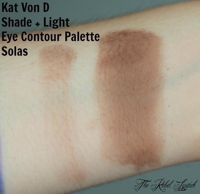 Kat Von D Shade + Light Eye Contour Palette Solas