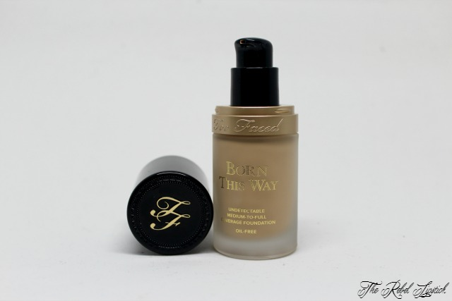 Too Faced Born This Way Foundation Pump