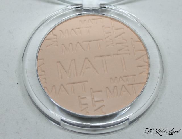 Catrice All Matt Plus Shine Control Powder Inside