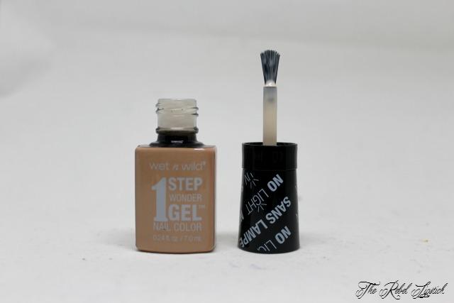 Wet n Wild 1 Step Wonder Gel Nail Colour Brush