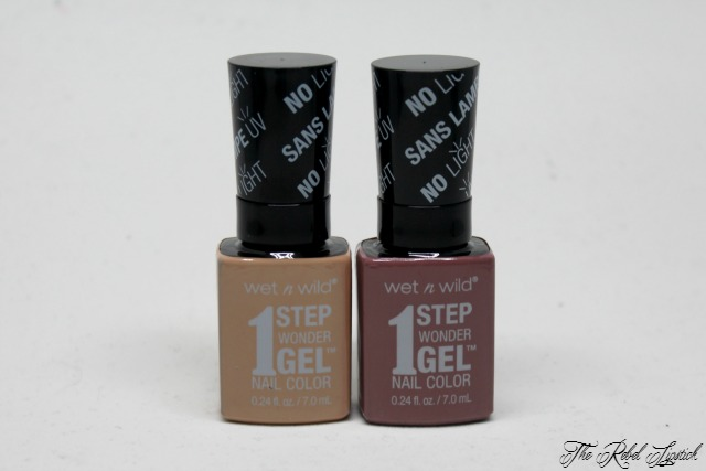 Wet n Wild 1 Step Wonder Gel Nail Colour