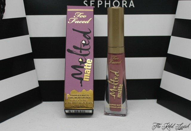 sephora-ny-haul-too-faced-melted-matte-queen-b