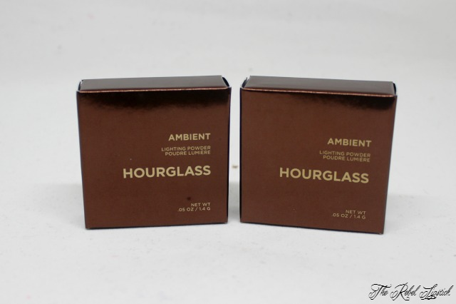 Packaging Box Hourglass Ambient Lighting Powder Ethereal Light Diffused Pale Fair Light Skin The Rebel Lipstick The Glamour Nazi Irish Beauty Blog Blogger Photo Swatch Swatches Photos Ireland