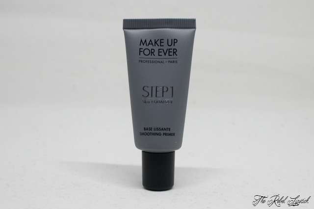 The Rebel Lipstick The Glamour Nazi Irish Beauty Blog Blogger Photo Swatch Swatches Photos Ireland Make Up For Ever Step 1 Skin Equalizer Smoothing Primer Travel Size