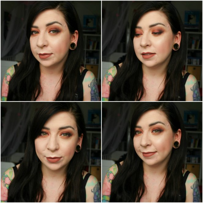 Full Face Collage
