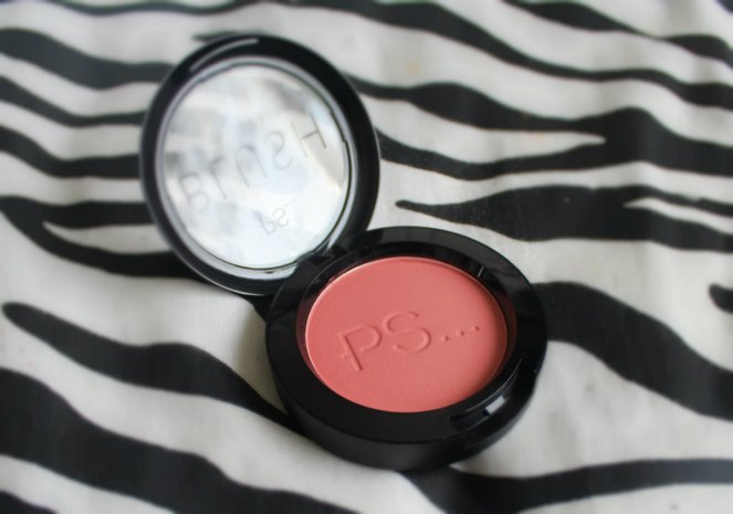 PS...Blush High Pigment Blush Rosewood Open