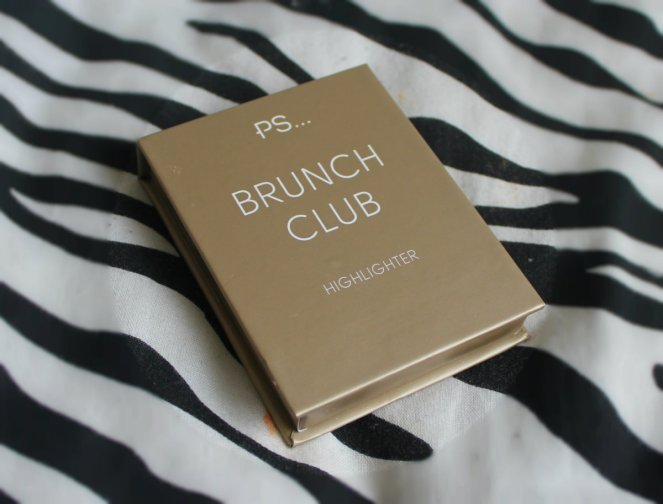 PS...Brunch Club Highlighter