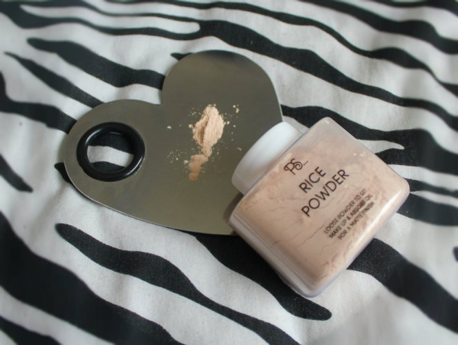 PS...Rice Powder Loose Powder To Set