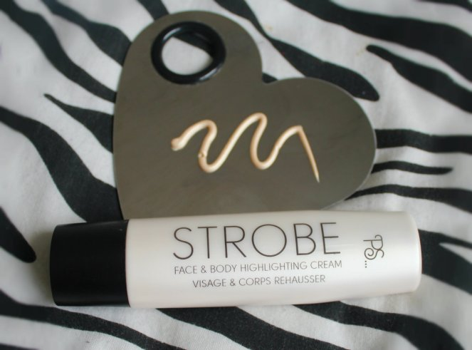 PS...Strobe Face & Body Highlighting Cream