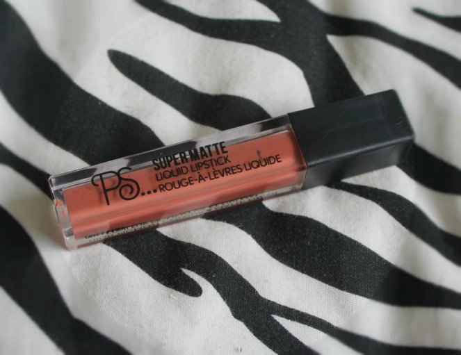 PS...Super Matte Liquid Lipstick 05 Karla