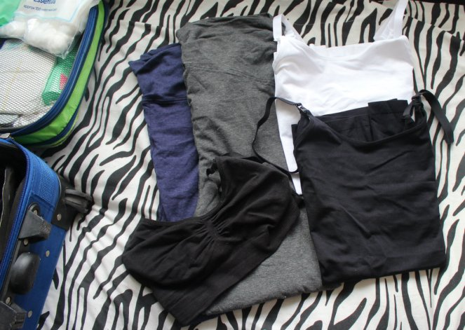 What Is In My Hospital Bag Pre Labour and Ward Clothing