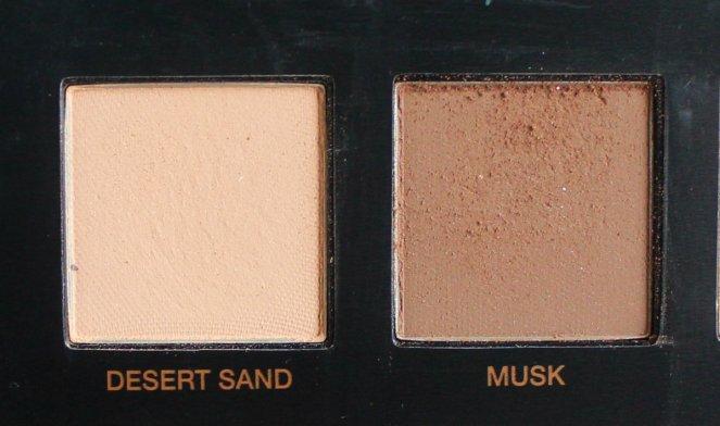 Huda Beauty Desert Dusk Eyeshadow Palette 1 Desert Sand Dusk