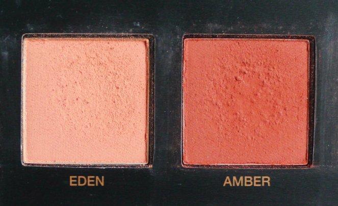 Huda Beauty Desert Dusk Eyeshadow Palette 2 Eden Amber