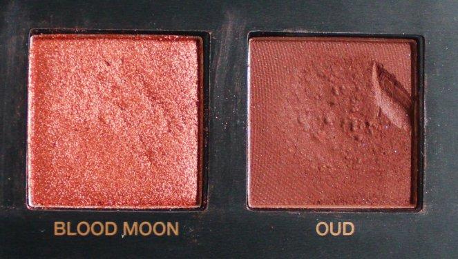 Huda Beauty Desert Dusk Eyeshadow Palette 3 Blood Moon Oud