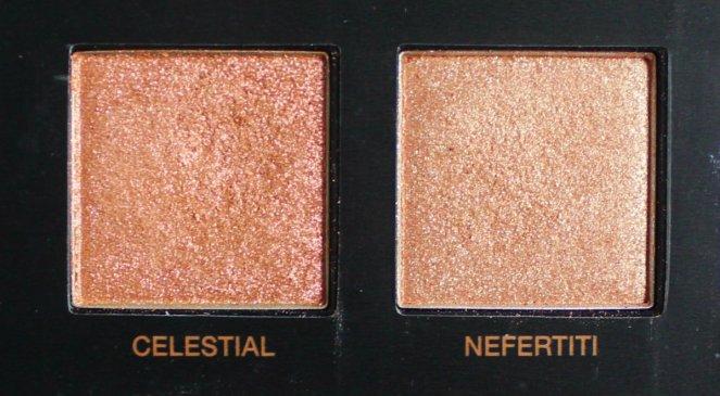 Huda Beauty Desert Dusk Eyeshadow Palette 4 Celestial Nefertiti