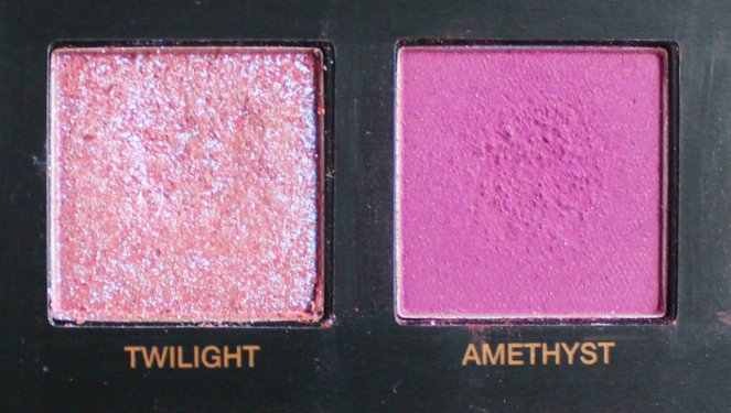 Huda Beauty Desert Dusk Eyeshadow Palette 5 Twilight Amethyst